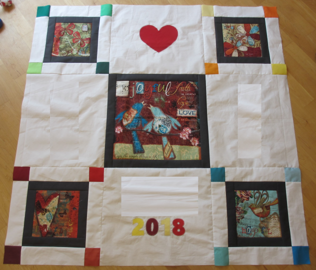 Quilt of S